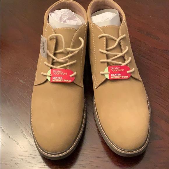 Dexter Shoes   Mens Size 2 Memory Foam